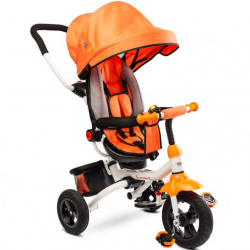 Detská trojkolka Toyz Wroom orange