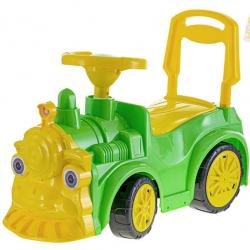 Pojazd dla dzieci lokomotywa 68x24x37cm do 30 kg