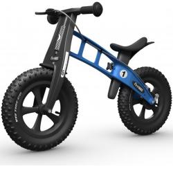 First bike FAT LIGHT BLUE