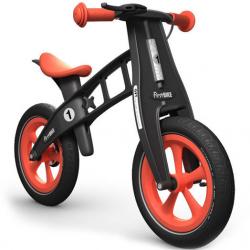 First Bike  LIMITED EDITION Orange s brzdou