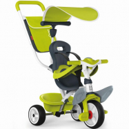 SMOBY Rowerek Baby Balade Zielony