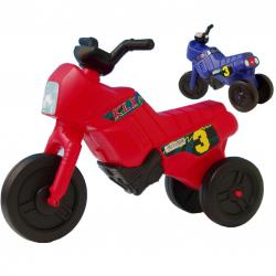 Odrážadlo motorka Enduro