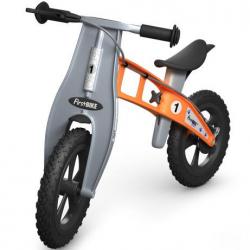 First Bike CROSS Orange s brzdou
