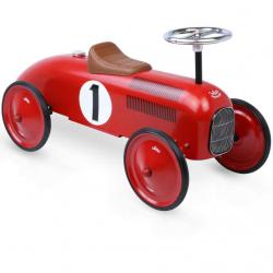 VILAC Jeździk metalowy klasyczny czerwony