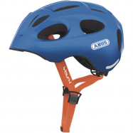 "Dětská helma ""ABUS Youn-I sparkling blue"" Velikosť M 52-57cm"