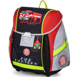 Školní batoh PREMIUM LIGHT Tatra - hasiči