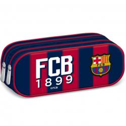 Peračník FC Barcelona oválny double
