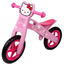 Drevené odrážadlo Hello Kitty