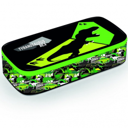 Karton P+P piórnik Etue Komfort T-rex