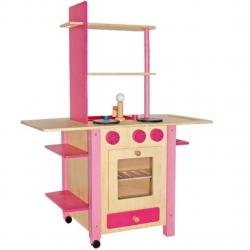 Detská kuchynka drevená 1154