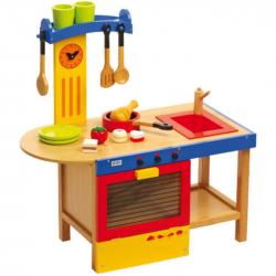 Kuchnia dla dzieci drewniana Legler 1522