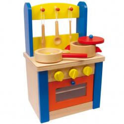Detská kuchynka drevená 6165