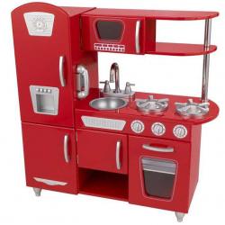 KidKraft Kuchyňka Red Vintage - červená