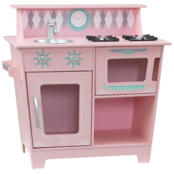 KIDKRAFT Kuchnia klasyczna różowa