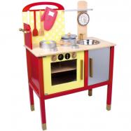 Kuchnia dla dzieci drewniana Legler 6523