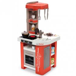 Kuchyňka Tefal Studio červeno-bílá elektronická