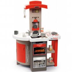 Kuchyňka Tefal skládací elektronická, červená