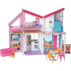 Barbie dom v Malibu