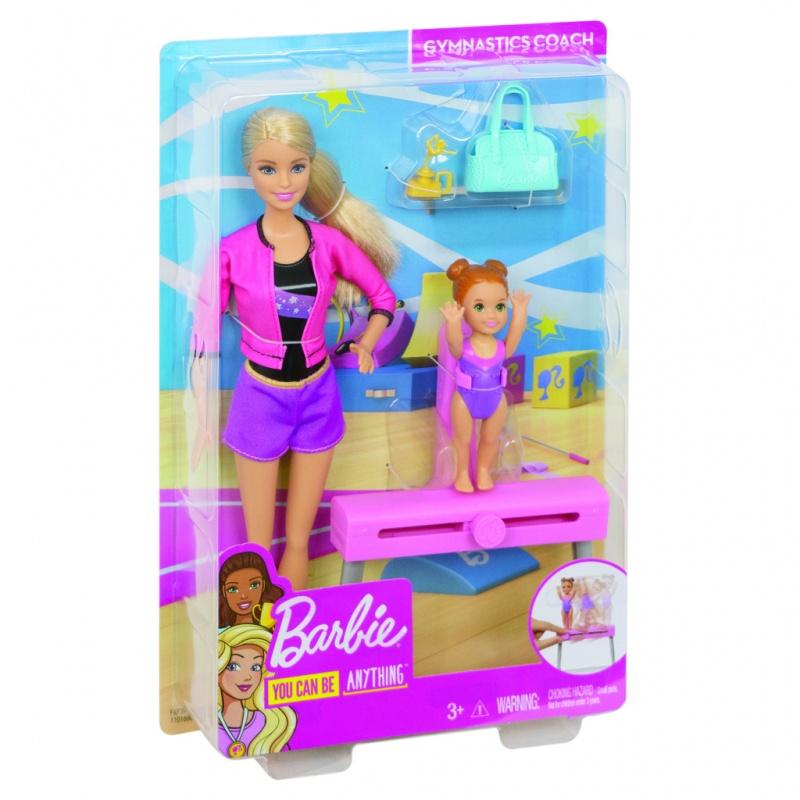 Barbie športový set