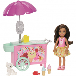 Barbie Chelsea a doplňky