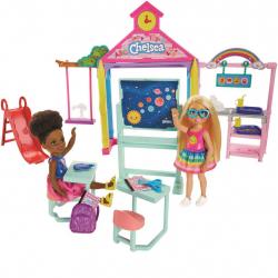 Barbie Chelsea školička herní set