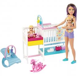 Barbie. Skipper opiekunka