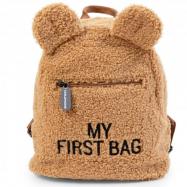 Dětský batoh My First Bag Teddy Beige