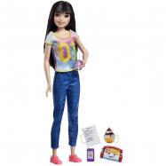 Barbie opatrovateľka