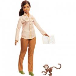 Barbie povolání National Geographic panenka