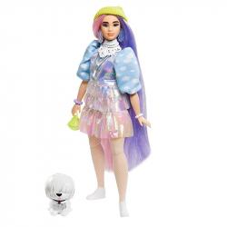 Barbie extra - v čiapke