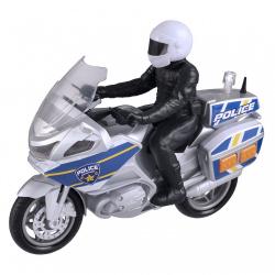 Temasterz motorka policajný