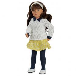 Petitcollin bábika Starlette 44 cm Sarah