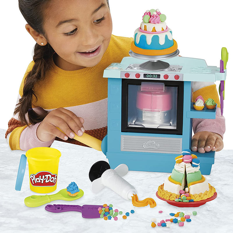 Play-Doh Hracia sada na tvorbu tort