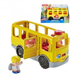 Fisher-Price Little People Školský autobus