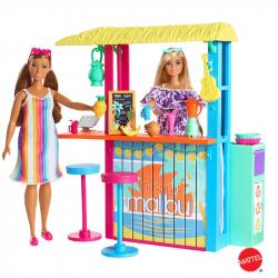 Barbie Love ocean plážový bar