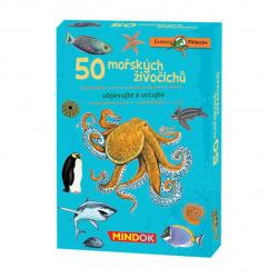 50 morských živočíchov