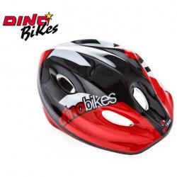 Dino Bikes Dětská přilba červená