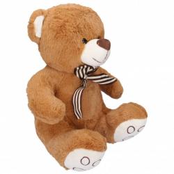 Medvěd plyšový hnědý 40 cm