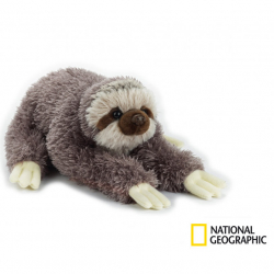 National Geographic plyšák Leňochod 28 cm