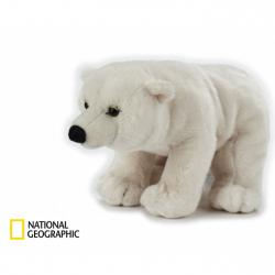 National Geographic plyšák Lední medvěd 25 cm