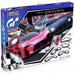Polistil Autodráha Vision Gran Turismo Pre Circuit 1:32