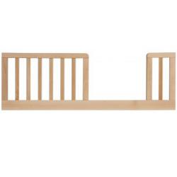 Barierka zabezpieczająca do łóżeczka Scarlett Michał buk - naturalny - 120 cm