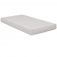 Molitanová matrace do postieľky biela 120x60x6
