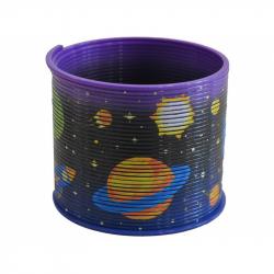 Pružina vesmír, 6,5 m