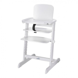 Detská rastúca stolička Family biela