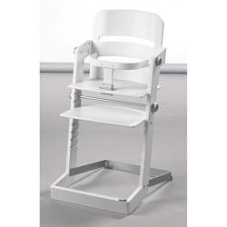 Detská rastúca stolička Tamino biela