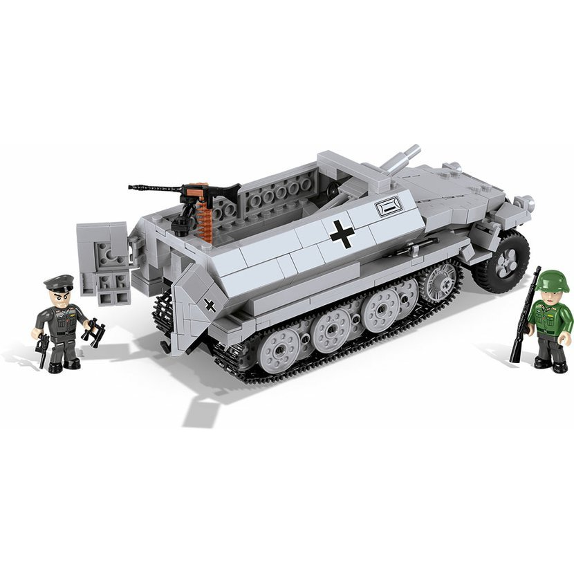 Cobi 2472 II WW Sd. Kfz. 251 Ausf. C