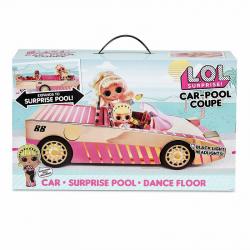LOL Luksusowy samochód z basenem i parkietem tanecznym