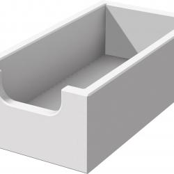 Box do półki wiszącej do biurka Haba 301233