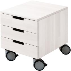 Kontejner na kółkach Haba Anderson 301235 biały
